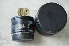 Leica R Summicron 2,0 50mm.