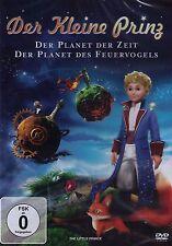 DVD - Der kleine Prinz - Der Planet der Zeit / Der Planet des Feuervogels