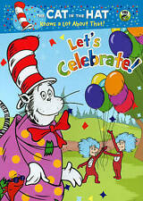 The Cat in the Hat Knows a Lot About That: Lets Celebrate (DVD, 2014)