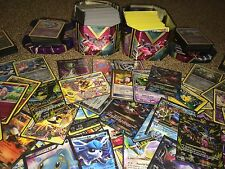 POKEMON CARTA Bundle ~ Lotto schede 100x ~ EX + garantito ~ LOTTO MISTO CASUALE