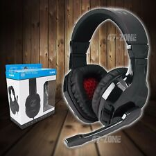 Zalman ZM-HPS300 Adjustable Gaming Headphone Headset With Microphone 50mm Driver