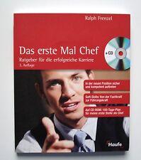 Das erste Mal Chef von Ralph Frenzel