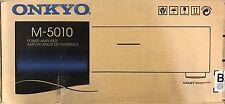 Onkyo M-5010 2-Channel Amplifier (Black)