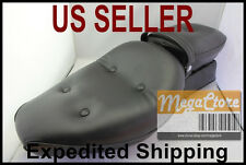 Honda Rebel 250 CMX250 Complete Seat Set Front & Rear - Sythentic Leather