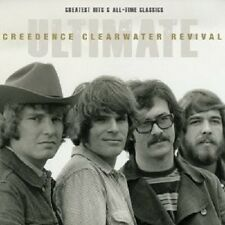 CREEDENCE CLEARWATER REVIVAL - GREATEST HITS & ALL-TIME CLASSICS 3 CD POP NEU
