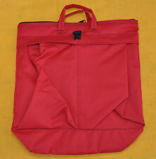 US Aviators Helmet Bag  for Gentex CVC  Aircrew Bright Red
