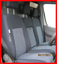 Tailored seat  covers for  VW CRAFTER 1+2  grey2