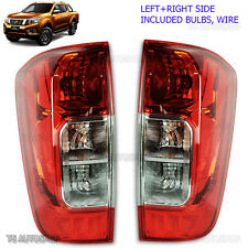 LH Rh Bulbs Tail Lamp For Nissan Np300 Navara Pickup Truck 4wd 2wd 2015 2016 17