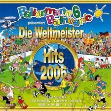 Ballermann Weltmeister Hits 2006 JÜRGEN DREWS VINYLSHAKERZ CORDALIS DJ ÖTZI OVP