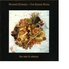 Richard Strange + The Engine Room : The Rest Is Silence
