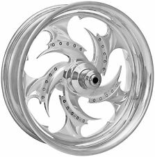 Xtreme Machine - 1290-7806R-XCH-CH - Challenger Rear Wheel, 18x3.5 - Chrome
