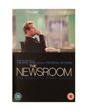 The Newsroom - Series 1 - Complete (DVD, 2013, 4-Disc Set)