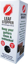 LEAF STOPPER, GUTTER GUARD PLASTIC MESH