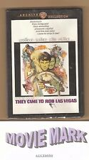 THEY CAME TO ROB LAS VEGAS 1968 (Warner Archive Collection) Elke Sommer DVD NEW!