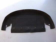 MAZDA MX5 MK1 rear deck Tappeto In Nero (versione in ritardo)