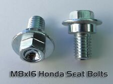 Honda CRF-X M8x16 Shouldered Seat Bolts CRF250X CRF450X CRF150R # 90102-MEN-710