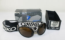 BRIKO Raider Extreme Dual Black Glasses Sunglasses Goggles Ski Snowboard Winter