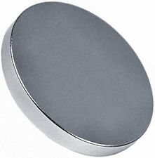 "Dia. 50 x 10mm Super Strong Rare Earth magnets Disc Neodymium Magnet 2"" x 2/5"""