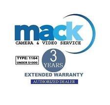 Mack Warranty 3 Year Notebooks Computers Diamond Service Under $1000 (#1164