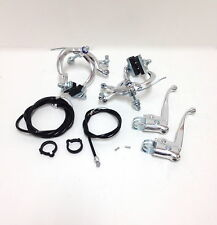 ROAD BICYCLE BIKE FRONT & REAR SIDE PULL BRAKE SET 12380 NEW