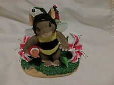 Charming Tails BEE MY HONEY 84/120 BEE COSTUME HALLOWEEN signed Dean Griff(64)