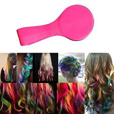4Pcs Non-toxic Temporary DIY Hair Chalk Dye Pastels Salon Party Powdery Cake
