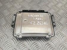 Calculateur Moteur BOSCH - RENAULT Laguna II 1.9L DCI 120CH - Réf : 8200311539