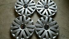 "NEW SET of 4 61559 16"" Hubcaps Wheelcovers for 2010-2014 VW Volkswagen JETTA"