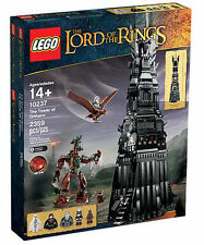 New LEGO Lord of the Rings - The Tower of Orthanc  #10237- Factory Sealed BNIB