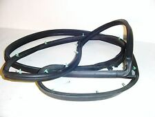 03-08 Toyota Corolla Left Front Door Weather Strip Rubber w/ all clips