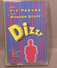 AUDIO CASSETTE -  DIZZY  - VIC REEVES and THE WONDER STUFF