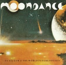 TV VICTOR & THE WORLD FUTURE SOCIETY = moondance = BERLIN ELECTRO AMBIENT