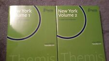 2014/15 NY State and Multistate Bar Exam Preparation Books