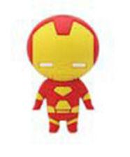 Marvel Iron Man Figural Rubber Key Chain Anime Manga NEW