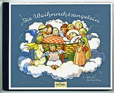 Die Weihnachtsengelein Jugendstil-Märchen von Else Wenz-Vietor Reprint von 1932