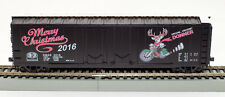 HO Con-Cor 2016 Christmas Collector's car, Donner Reindeer, (1-00016H)