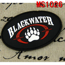 Outdoor Sports Tactical Magic Tape Blackwater Aviation Patch Army Gun Patches