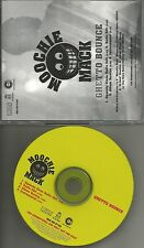 MOOCHIE MACK Ghetto Bounce w/ CLEAN EDITS & INSTRUMENTAL PROMO DJ CD Single 2001