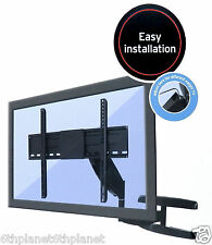 "Sandstrom sfmgl15 FULL MOTION Easy Glide 47-65 ""TV / LCD MONTAGGIO A PARETE VESA 600x400mm"