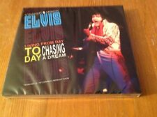 Elvis Presley 2 cd - Living From Day To Day, Chasing A Dream - Sealed digipak!