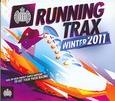 MOS - Running Trax - Winter 2011 - Various Artists (3CD SET)  **NEW**