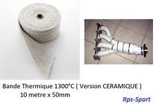 10M BANDE ISOLANT ECHAPPEMENT THERMIQUE 1300°C HYUNDAI COUPE (GK)