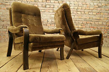 60s Retro EASY ARM CHAIR DANISH LOUNGE ARMCHAIR DENMARK FAUTEUIL Vintage 1/2