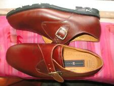 NIKE AIR TIGER WOODS GOLF SHOES TW LAST BROWN LEATHER LOAFERS !S11.5M/45.5