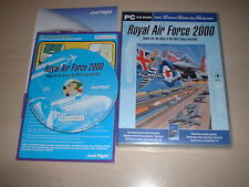 ✈ Royal Air Force 2000 ~ fs2000/combattimento MICROSOFT Simulatore di volo add-on