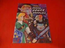 Winter 1998 '98 Nintendo 64 N64 Product Catalog Zelda Ocarina of Time Cover