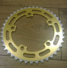 Sugino GOLD BMX 40T  NOS Chainring - Old School BMX MADE IN JAPAN 1980,s
