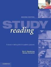 Study Reading : A Course in Reading Skills for Academic Purposes by Eric H....