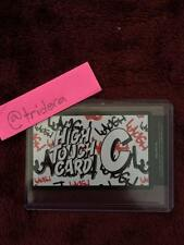 GOT7 Laugh X3 Hi Touch C Photo Card Will Include Top Loader Plastic Sleeve KPOP