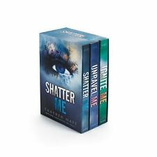 Shatter Me: Shatter Me Series Box Set : Shatter Me, Unravel Me, and Ignite Me...